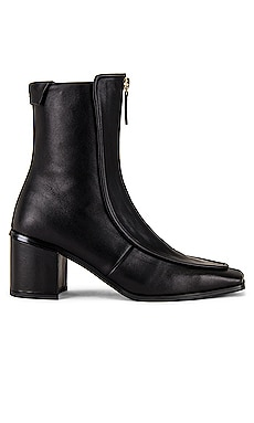 Turned Edge Zip Up Boots Reike Nen $260