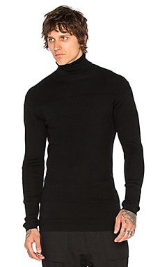 Luca Knit Turtleneck Sweater