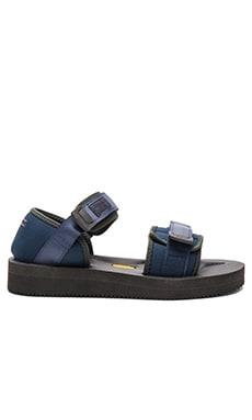 x Suicoke Sandal in Navy