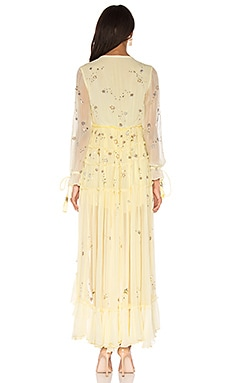 Coupon Rococo Sand Star Light High Low Dress