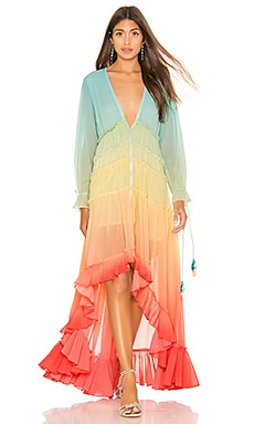 High Low Dress ROCOCO SAND $427