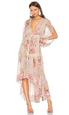 Melody Maxi Dress ROCOCO SAND $455 BEST SELLER