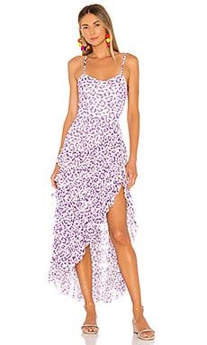 Avana Midi Dress ROCOCO SAND $397