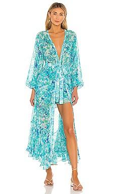 X REVOLVE Nesh Kimono ROCOCO SAND $397
