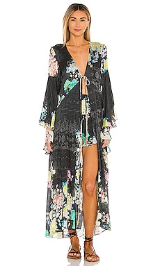 Aita Kimono ROCOCO SAND $318