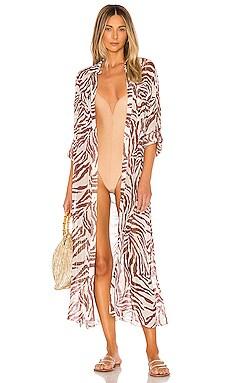 x REVOLVE Braun Shirt Dress ROCOCO SAND $243