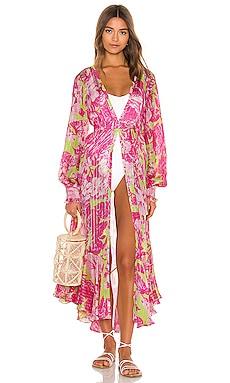 Ziba Kimono ROCOCO SAND $224