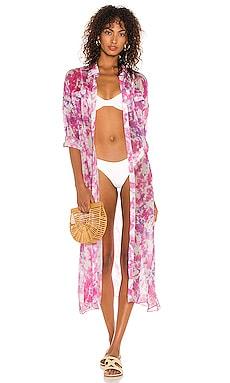 X REVOLVE Hikari Kimono ROCOCO SAND $243