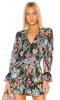 Moonlight Printed Blouse ROCOCO SAND $126