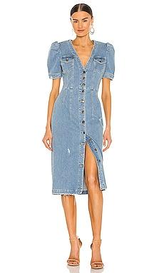 Annie Dress retrofete $495 Collections