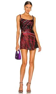 Ariella Dress retrofete $445 NEW