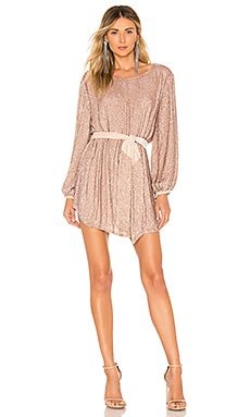 X REVOLVE Grace Dress retrofete $615