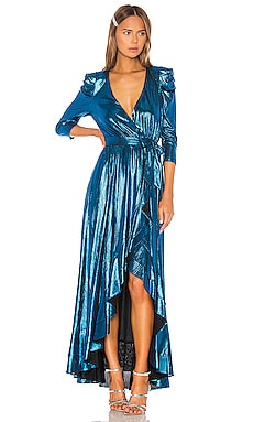 x REVOLVE Flora Gown retrofete $575 BEST SELLER