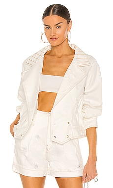 Lapel Jacket retrofete $360