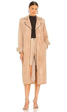 Donna Coat retrofete $995 Collections