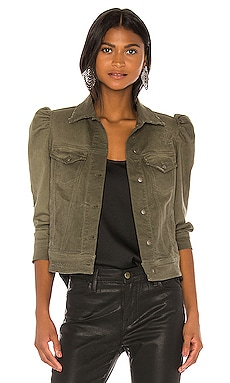 Ada Jacket retrofete $295 NEW ARRIVAL