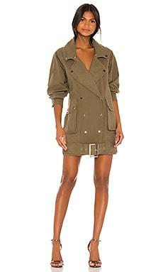 Куртка милитари jane - retrofete
