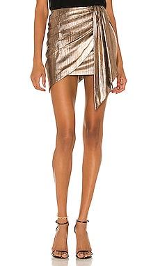 Luna Skirt retrofete $295 NEW