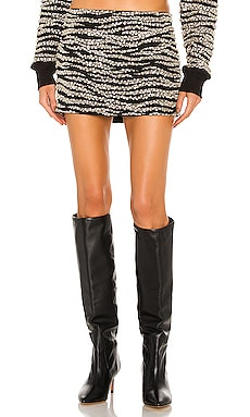 Tina Skirt retrofete $545