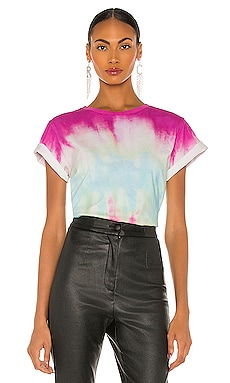 Tie Dye T-Shirt retrofete $84 Collections
