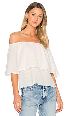 3 Way Trimmed Blouse