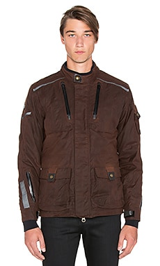 Roland Sands Design Houston Jacket in Brown