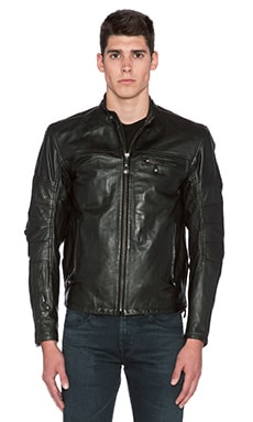 Roland Sands Design Ronin Jacket in Black