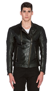 Roland Sands Design Clash Jacket in Black