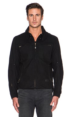 Roland Sands Design Cassidy Jacket in Black