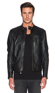 Roland Sands Design Ronin Reserve Jacket in Black