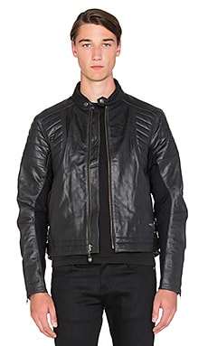 Roland Sands Design Bristol Jacket in Black