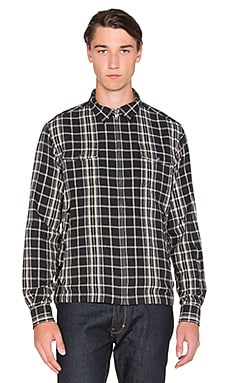Roland Sands Design Maverick Button Down in Black