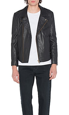 Dagger Leather Jacket