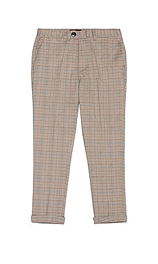 Relaxo Check Pant ROLLA'S $109