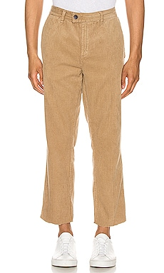 Relaxo Cord Crop Pant ROLLA'S $65