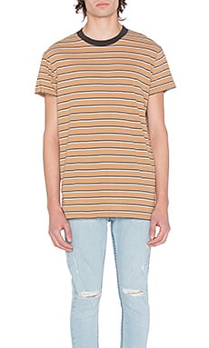Sunday Stripe Tee