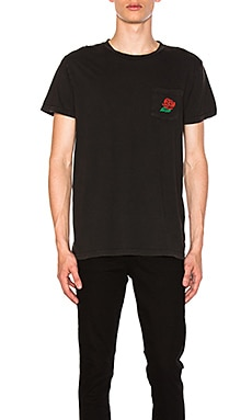 Wild Rose Pocket Tee