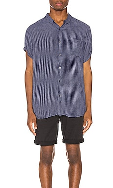 Beach Boy Dot Shirt ROLLA'S $69