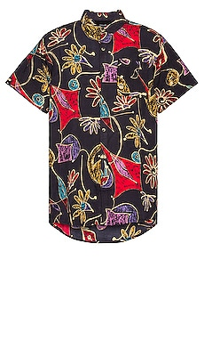 Bon Shirt Flower Power ROLLA'S $69 NEW