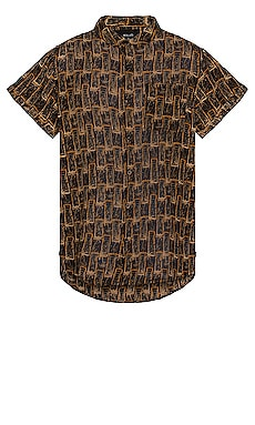 Beach Boy Shirt Sun Palm ROLLA'S $69 NEW