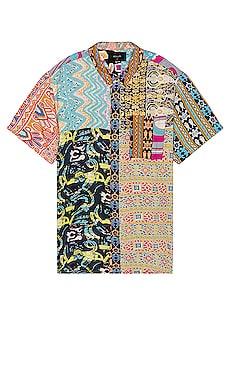 Bon Patchwork Shirt ROLLA'S $69 MÁS VENDIDO