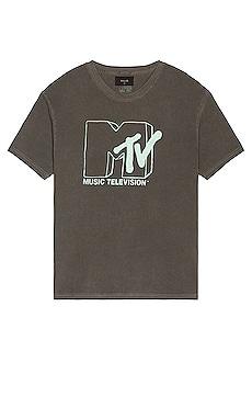 MTV Glow Logo Tee ROLLA'S $59