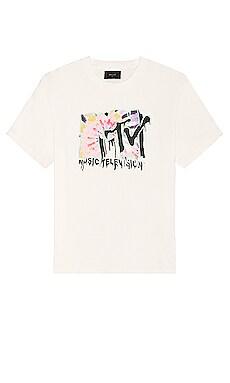 MTV Tie Dye Tee ROLLA'S $59