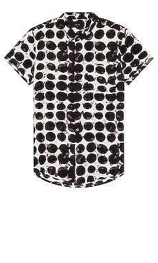 Beach Boy Painter Shirt ROLLA'S $69 NEW