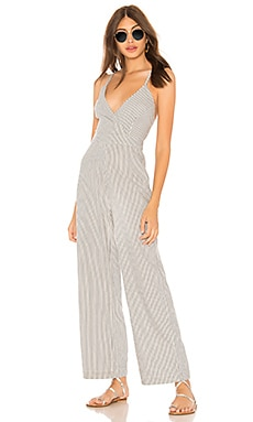 Stripe Jerry Jumpsuit ROLLA'S $60