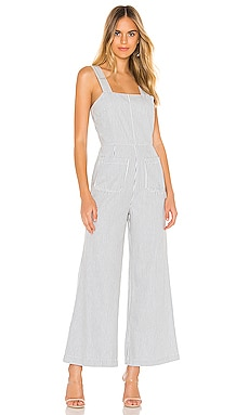 Sailor Stripe Jumpsuit ROLLA'S $109