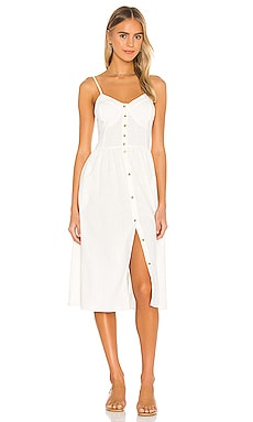 Eve Linen Dress ROLLA'S $99