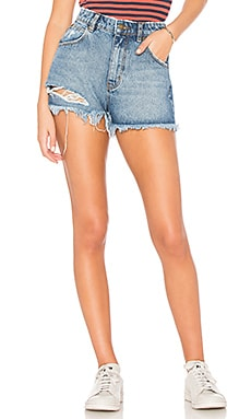 SHORTS MUY CORTOS DUSTERS ROLLA'S $69