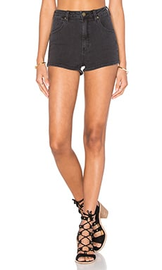 ROLLA'S Hightails Short in Faded Black