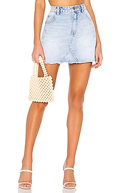 FALDA DENIM CLAUDIA ROLLA'S $57